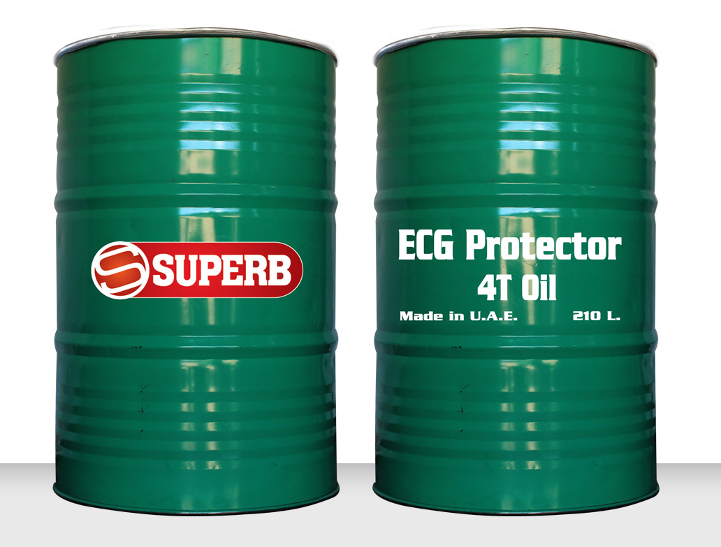 ECG Protector 4T Oil 210 Liter</a>